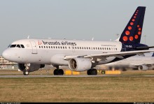 Brussels Airlines Airbus A319-100
