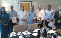 MOU with ASI