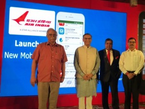 air-india-mobile-app-launch