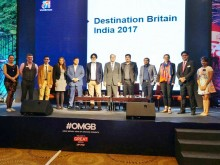 VisitBritain Mumbai event